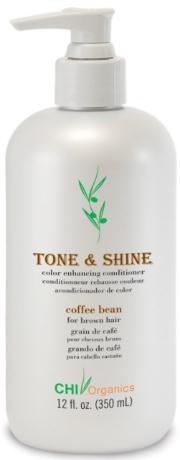 Bild von Chi Organics Tone und Shine Coffee Bean 350 ml